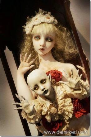 Mari Shimizu Fantasy Dolls 8