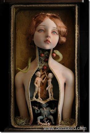 Mari Shimizu Fantasy Dolls