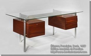 Etienne Fermigier Desk, 1957