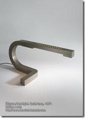 Etienne Fermigier Desk Lamp, 1971
