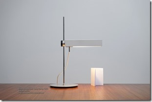 Etienne Fermigier, desk lamp Monix 1970