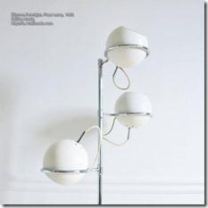 Etienne Fermigier, Floor lamp Det 1965