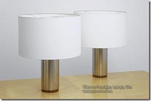 Etienne Fermigier, lamps 60s