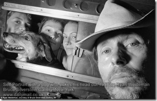Ryan Weideman - Cab passenger portraits 16