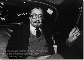 Ryan Weideman - Cab passenger portraits 23
