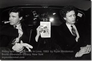 Ryan Weideman - Cab passenger portraits 7