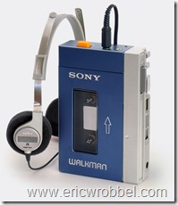 SONY TPS 12 Walkman