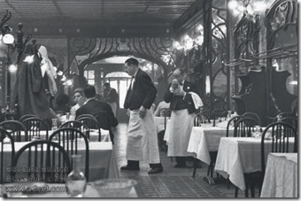 Edouard Boubat - Brasserie