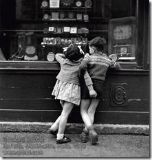 Edouard Boubat - Enfants, Montmartre