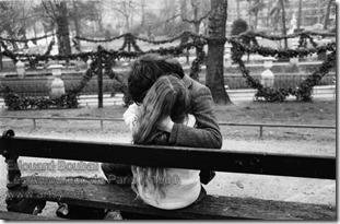 Edouard Boubat - Les Amoureux de Paris