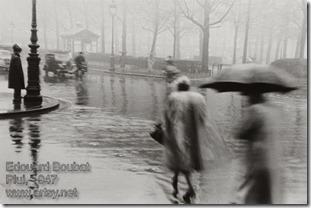 Edouard Boubat - Plui