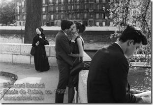 Edouard Boubat - Quais de Seine