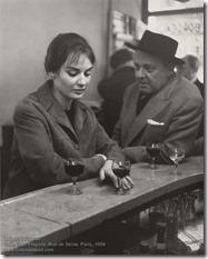 Robert Doisneau - Cafè Chez Fraysse