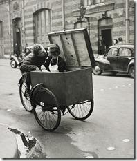Robert Doisneau - Le baiser blotto