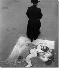 Robert Doisneau - Pastel Pitoyable