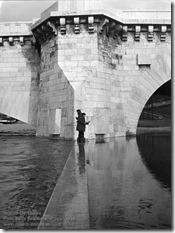 Robert Doisneau - Pont de la Tournelle