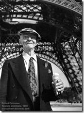 Robert Doisneau - Touriste américain