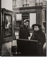 Robert Doisneau - Vitrine, Romi Galerie