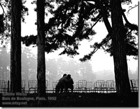 Sabine Weiss - Bois de Boulogne, Paris-1