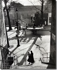 Willy Ronis - Avenue Simon Bolivar