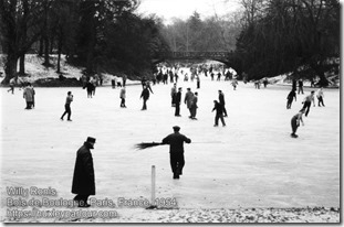 Willy Ronis - Bois de Boulogne