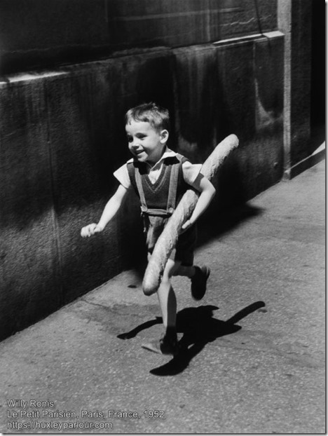 Willy Ronis - Le Petit Parisien