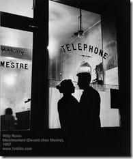 Willy Ronis - Menilmontant