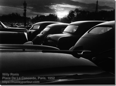 Willy Ronis - Place De La Concorde