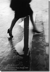 Willy Ronis - Pluie, Place Vendôme