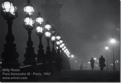 Willy Ronis - Pont Alexandre III