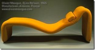Olivier Mourgue Djinn Relaxer 1965