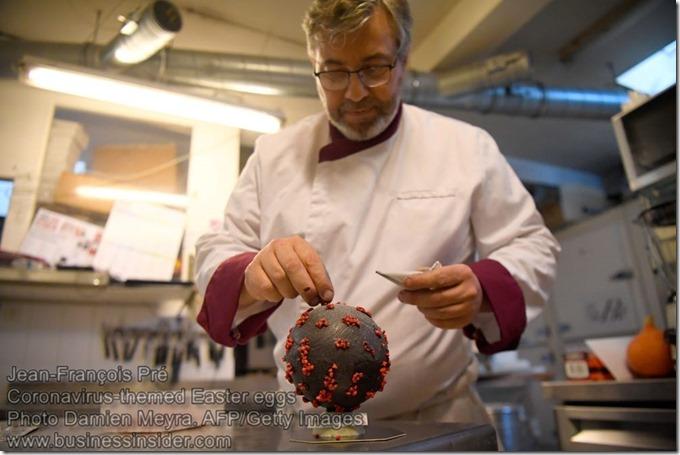 Jean-François Pré with his viral chocolates (1)