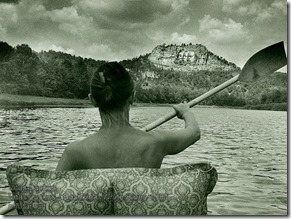 Vitas Luckus - Bashkiria, White River. 1981