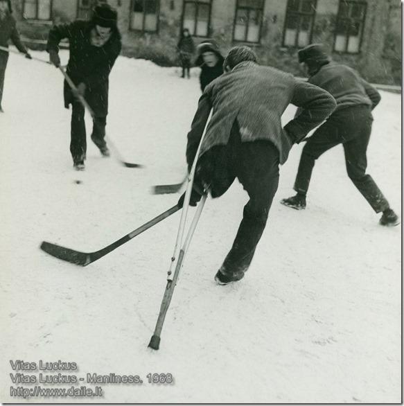 Vitas Luckus - Masculinity. 1968