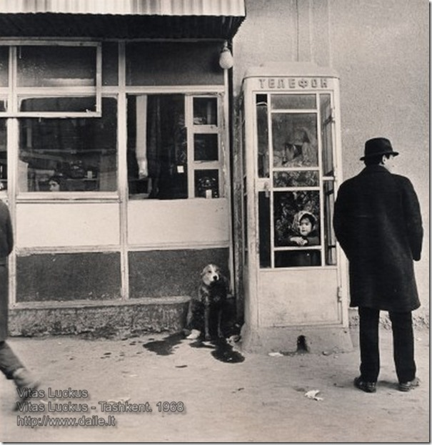 Vitas Luckus - Tashkent. 1968