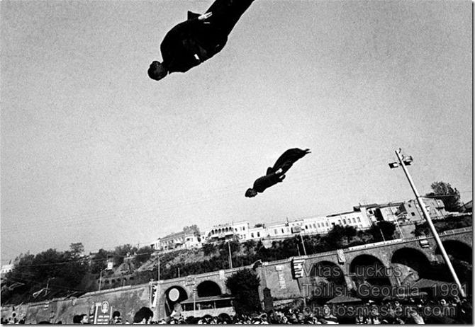 Vitas Luckus - Tbilisi, Georgia, 1981 (1)