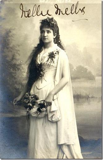 Neille Melba. 1889
