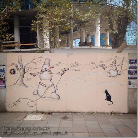 Tbilisi Murals by GoshaArt (18)