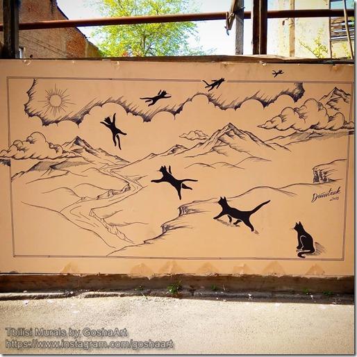 Tbilisi Murals by GoshaArt (26)