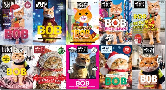 Bob's books
