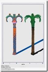 Milton Glaser Expo Sevilla poster