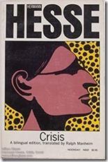 Milton Glaser Hermann Hesse cover
