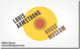 Milton Glaser Louis Armstrong House Museum