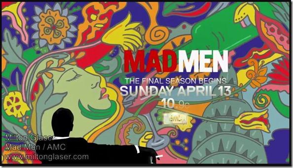 Milton Glaser MadMen Animation