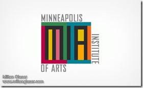 Milton Glaser Minneapolis Institute of Art