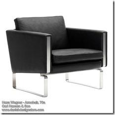 Hans Wegner - Armchair