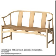 Hans Wegner - Chinese Bench