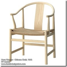 Hans Wegner - Chinese Chair