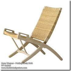Hans Wegner - Folding Chair