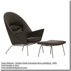 Hans Wegner - Oculus Chair 2